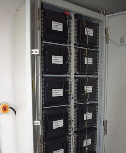 Control House Wiring Panel