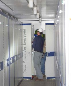 Energy Storage System Enclosure decommissioning Job in Sherrills Ford, NC